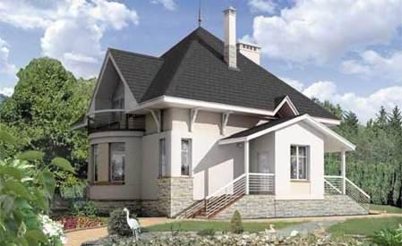 проектов домов и коттеджей | Дома из